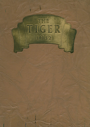 1932 Edition, Beardstown High School - Tiger Yearbook (Beardstown, IL)