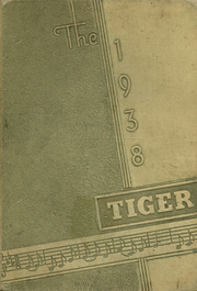 1938 Edition, Beardstown High School - Tiger Yearbook (Beardstown, IL)