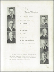 Page 9, 1939 Edition, Beardstown High School - Tiger Yearbook (Beardstown, IL) online yearbook collection