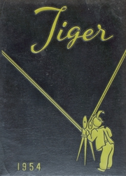 1954 Edition, Beardstown High School - Tiger Yearbook (Beardstown, IL)