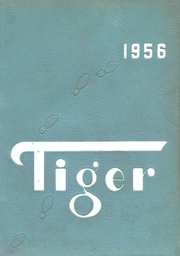 1956 Edition, Beardstown High School - Tiger Yearbook (Beardstown, IL)