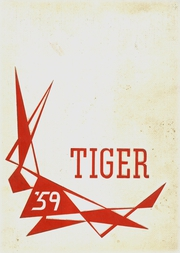 1959 Edition, Beardstown High School - Tiger Yearbook (Beardstown, IL)