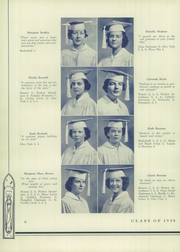 Page 10, 1938 Edition, Immaculata High School - Immaculata Yearbook (Chicago, IL) online yearbook collection