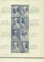 Page 11, 1938 Edition, Immaculata High School - Immaculata Yearbook (Chicago, IL) online yearbook collection