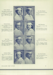 Page 13, 1938 Edition, Immaculata High School - Immaculata Yearbook (Chicago, IL) online yearbook collection