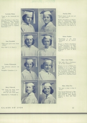 Page 15, 1938 Edition, Immaculata High School - Immaculata Yearbook (Chicago, IL) online yearbook collection