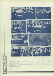 Page 74, 1938 Edition, Immaculata High School - Immaculata Yearbook (Chicago, IL) online yearbook collection