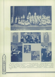 Page 76, 1938 Edition, Immaculata High School - Immaculata Yearbook (Chicago, IL) online yearbook collection