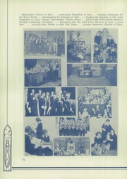 Page 80, 1938 Edition, Immaculata High School - Immaculata Yearbook (Chicago, IL) online yearbook collection