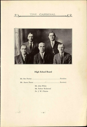 Page 11, 1926 Edition, Johnston City High School - Cardinal Yearbook (Johnston City, IL) online yearbook collection