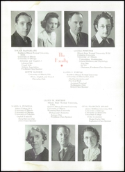 Page 11, 1942 Edition, Johnston City High School - Cardinal Yearbook (Johnston City, IL) online yearbook collection
