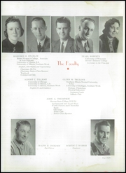 Page 12, 1942 Edition, Johnston City High School - Cardinal Yearbook (Johnston City, IL) online yearbook collection