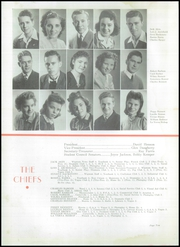 Page 14, 1942 Edition, Johnston City High School - Cardinal Yearbook (Johnston City, IL) online yearbook collection