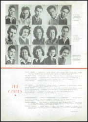 Page 16, 1942 Edition, Johnston City High School - Cardinal Yearbook (Johnston City, IL) online yearbook collection
