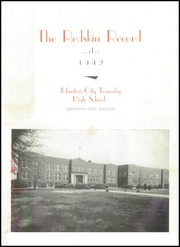 Page 5, 1942 Edition, Johnston City High School - Cardinal Yearbook (Johnston City, IL) online yearbook collection