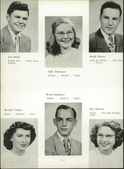 Page 12, 1951 Edition, Knoxville High School - Jester Yearbook (Knoxville, IL) online yearbook collection