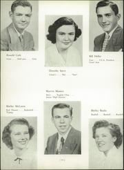 Page 14, 1951 Edition, Knoxville High School - Jester Yearbook (Knoxville, IL) online yearbook collection