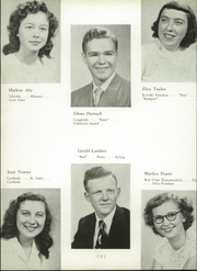 Page 16, 1951 Edition, Knoxville High School - Jester Yearbook (Knoxville, IL) online yearbook collection