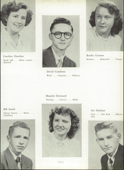 Page 17, 1951 Edition, Knoxville High School - Jester Yearbook (Knoxville, IL) online yearbook collection