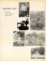 Page 3, 1972 Edition, Knoxville High School - Jester Yearbook (Knoxville, IL) online yearbook collection