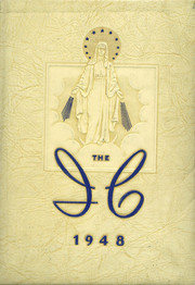 Immaculate Conception High School - Postscript Yearbook (Elmhurst, IL) online yearbook collection, 1948 Edition, Page 1
