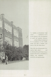 Page 13, 1948 Edition, Immaculate Conception High School - Postscript Yearbook (Elmhurst, IL) online yearbook collection