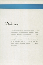 Page 9, 1948 Edition, Immaculate Conception High School - Postscript Yearbook (Elmhurst, IL) online yearbook collection