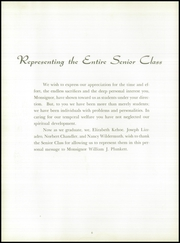 Page 10, 1955 Edition, Immaculate Conception High School - Postscript Yearbook (Elmhurst, IL) online yearbook collection