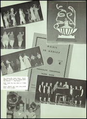 Page 112, 1960 Edition, Immaculate Conception High School - Postscript Yearbook (Elmhurst, IL) online yearbook collection