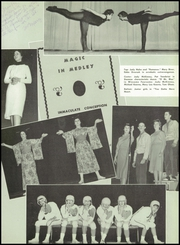 Page 113, 1960 Edition, Immaculate Conception High School - Postscript Yearbook (Elmhurst, IL) online yearbook collection