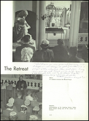 Page 117, 1960 Edition, Immaculate Conception High School - Postscript Yearbook (Elmhurst, IL) online yearbook collection
