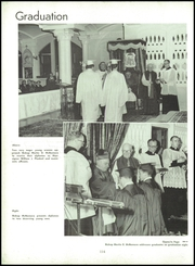 Page 118, 1960 Edition, Immaculate Conception High School - Postscript Yearbook (Elmhurst, IL) online yearbook collection