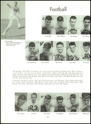 Page 124, 1960 Edition, Immaculate Conception High School - Postscript Yearbook (Elmhurst, IL) online yearbook collection