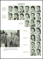 Page 40, 1960 Edition, Immaculate Conception High School - Postscript Yearbook (Elmhurst, IL) online yearbook collection