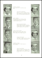 Page 44, 1960 Edition, Immaculate Conception High School - Postscript Yearbook (Elmhurst, IL) online yearbook collection