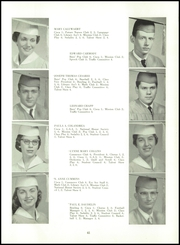 Page 45, 1960 Edition, Immaculate Conception High School - Postscript Yearbook (Elmhurst, IL) online yearbook collection