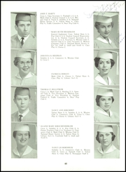 Page 50, 1960 Edition, Immaculate Conception High School - Postscript Yearbook (Elmhurst, IL) online yearbook collection