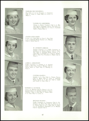 Page 51, 1960 Edition, Immaculate Conception High School - Postscript Yearbook (Elmhurst, IL) online yearbook collection