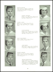 Page 52, 1960 Edition, Immaculate Conception High School - Postscript Yearbook (Elmhurst, IL) online yearbook collection