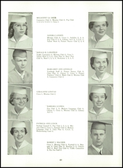 Page 53, 1960 Edition, Immaculate Conception High School - Postscript Yearbook (Elmhurst, IL) online yearbook collection