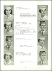 Page 57, 1960 Edition, Immaculate Conception High School - Postscript Yearbook (Elmhurst, IL) online yearbook collection