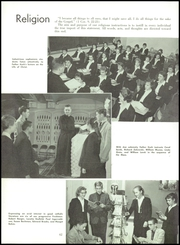 Page 66, 1960 Edition, Immaculate Conception High School - Postscript Yearbook (Elmhurst, IL) online yearbook collection