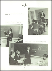 Page 69, 1960 Edition, Immaculate Conception High School - Postscript Yearbook (Elmhurst, IL) online yearbook collection