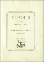 Page 7, 1934 Edition, Pinckneyville High School - Pyramid Yearbook (Pinckneyville, IL) online yearbook collection