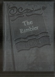 1964 Edition, Riverdale High School - Rambler Yearbook (Port Byron, IL)