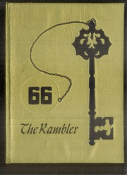 1966 Edition, Riverdale High School - Rambler Yearbook (Port Byron, IL)