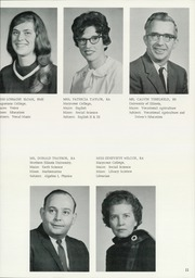 Page 15, 1966 Edition, Riverdale High School - Rambler Yearbook (Port Byron, IL) online yearbook collection