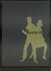 1968 Edition, Riverdale High School - Rambler Yearbook (Port Byron, IL)