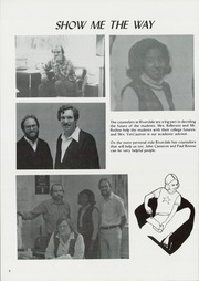 Page 12, 1982 Edition, Riverdale High School - Rambler Yearbook (Port Byron, IL) online yearbook collection