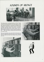 Page 13, 1982 Edition, Riverdale High School - Rambler Yearbook (Port Byron, IL) online yearbook collection